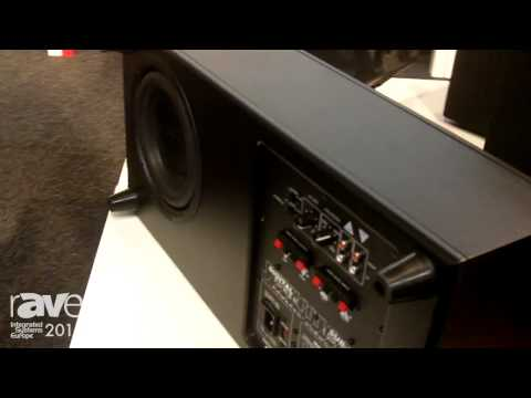 ISE 2014: Earthquake Sound Introduces Couch Potato Subwoofer