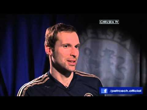 Facebook Q&A with Petr Cech