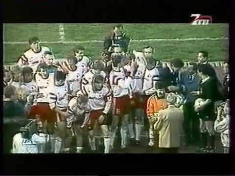 Футбол России в 1992 году