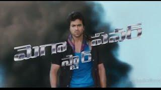Rachaa - Ram Charan Entrance Car Race Scene - Racha Movie Scenes - Ram Charan, Tamanna