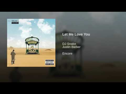Download Lagu Let Me Love You MP3 Free