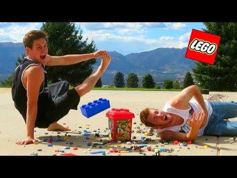 レゴの新しい楽しみ方「レゴチャレンジ」が痛すぎ!