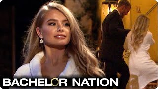Demi SHOCKS In Bathrobe Stunt! 😲 | The Bachelor US