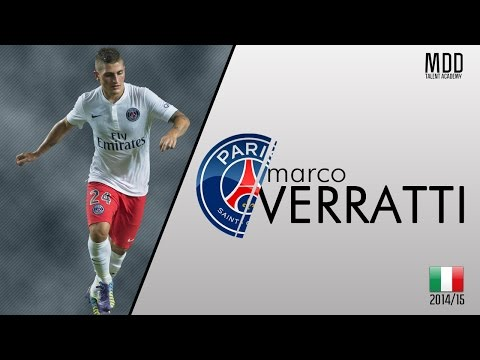 Marco Verratti | PSG | Goals, Skills, Assists - HD