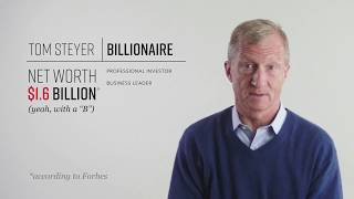 Tom Steyer: Why Tax Cuts for the Rich Are So Stupid