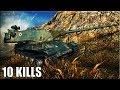 AMX M4 mle. 51 новый тяж 🌟 медаль Колобанова, 10 фрагов 🌟 World of Tanks лучший бой на тт 9 уровня