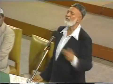 Full - Lecture -crucifixion Or Cruci-fiction - Sheikh Ahmed Deedat video