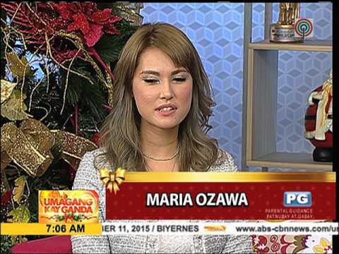 Maria Ozawa on doing movie in PH: So much fun