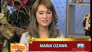 Download Maria Ozawa on doing movie in PH: So much fun 3Gp Mp4