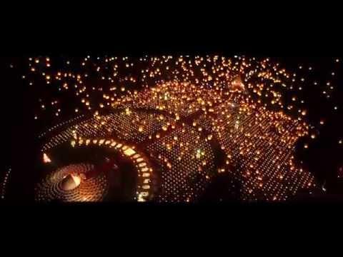 โคมยี่เป็ง ธุดงคสถาน Yi Peng Sky Lantern Festival Chiang Mai