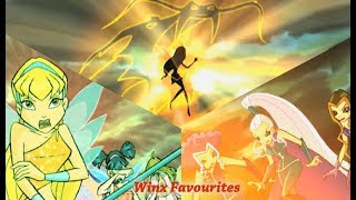 Winx Club - Final Battle - Winx Favourites - Season 1 part 23