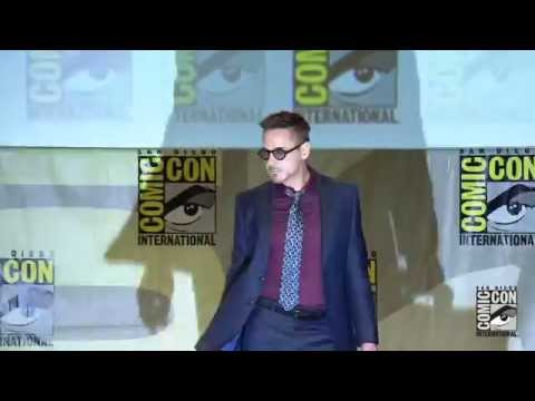 Official- Marvel's The Avengers: Age of Ultron Cast Assembles at Comic-Con 2014