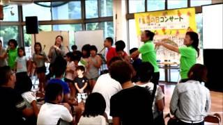 石垣島で童謡の日でコンサート