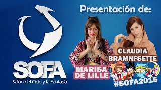 SOFA 2016 con Marisa de Lille - I Wish (Digimon Adventure)