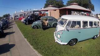 Vw car show the classic 2017 huge vw show