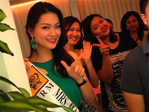 Mrs Malaysia Globe 2014
