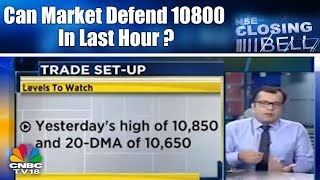 Closing Bell - 12th June   Pharma Stocks Shine; Can Market Defend 10800 in Last Hour?   CNBC TV18