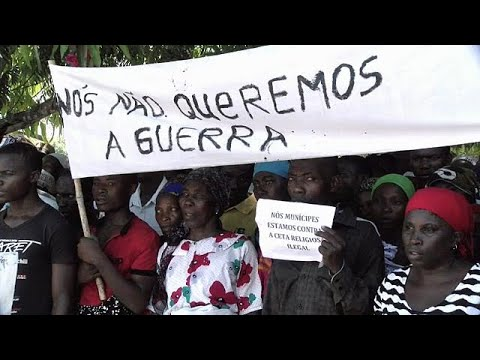 Massacre no norte de Moçambique thumbnail