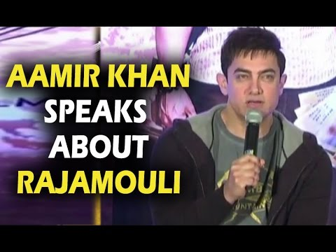Aamir Khan Talking About Rajamouli and South Indian Film industry - Gulte.com