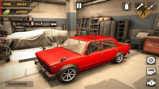 Car Tycoon 2018 – Car Mechanic Simulator (unique car restoration simulator ) Android gameplay