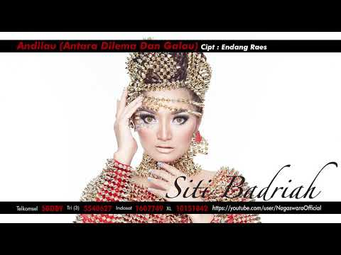 Siti Badriah - Andilau [Antara Dilema Dan Galau] (Official Audio Video)