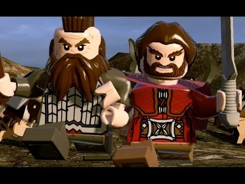 LEGO The Hobbit - Buddy Up Trailer