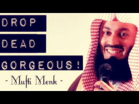 Drop Dead Gorgeous! ᴴᴰ ┇ FUNNY ┇ Mufti Ismail Musa Menk ┇ Smile...itz Sunnah ┇