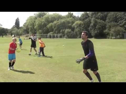 Bobby Charlton Soccer & Sports Academy Weekly Highlights - Week 3 (2014)