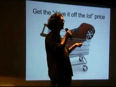 4.1.5 Rob Gruhl - How to Buy a New Car - Ignite Seattle 2007 Video