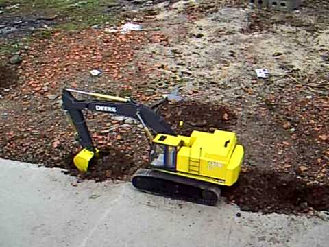 excavadoras rc