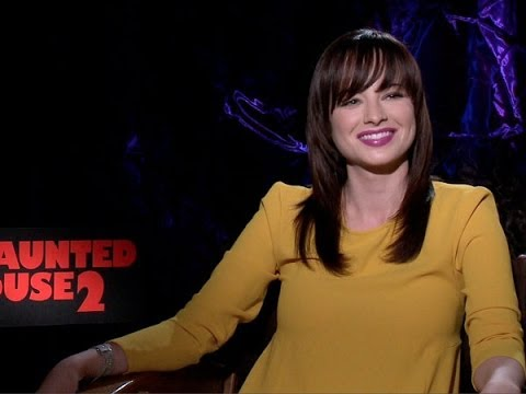 Ashley Rickards Talks 'A Haunted House 2'