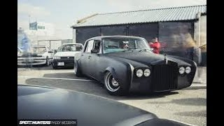 super arabalar modifiye rolls royce HD
