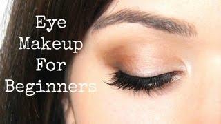 Beginner Eye Makeup Tips & Tricks | TheMakeupChair