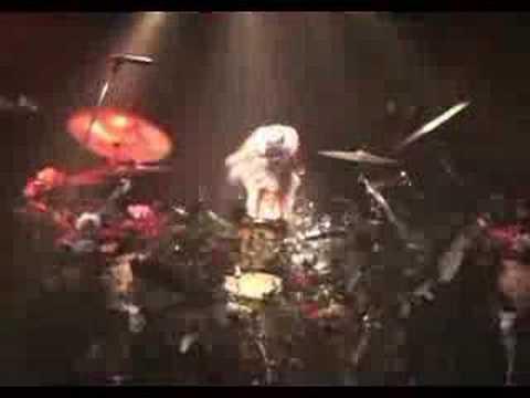 HIZAKI grace project - Drum Solo (live)