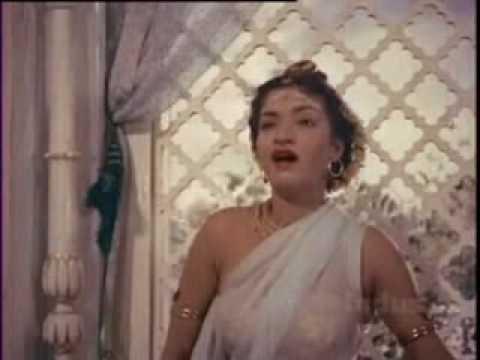 Jhanak Jhanak Payal Baje(1955)-Mere ae dil Bata (Lata Mangeshkar...
