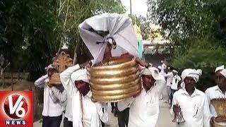 Nagoba Temple Renovation Works Begins In Adilabad District  - netivaarthalu.com