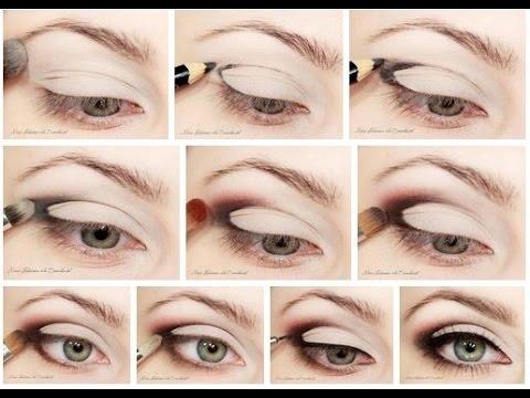 Делаем легкий макияж для начинающих