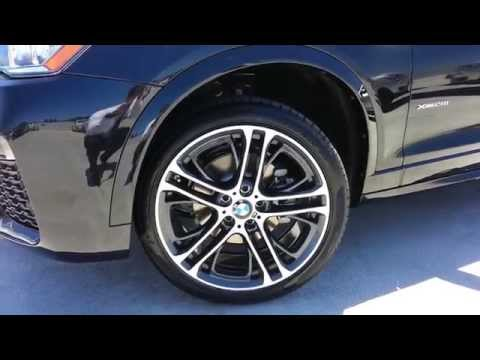 NEW 2015 BMW X3 28i M Sport 20 inch wheels