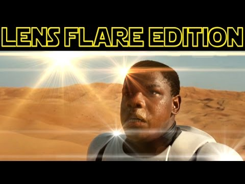 The Force Awakens Teaser - Crazy Lens Flare Edition - Star Wars Episode VII