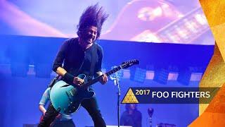 "Foo Fighters - 「Glastonbury 2017」から""Run""など2曲のライブ映像を公開 thm Music info Clip"