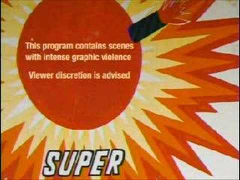 [Adult Swim] Super Violence Disclaimer bump (FULL SONG) Music Videos