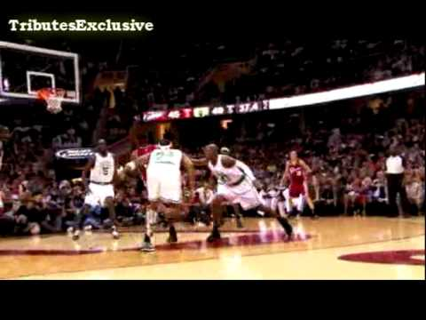 NBA All Star 2010 Dallas East vs. West--East roster HD Video