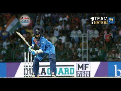 Dinesh Karthik hits 22 runs off Rubel Hossain - 19th over of Nidahas Trophy Final