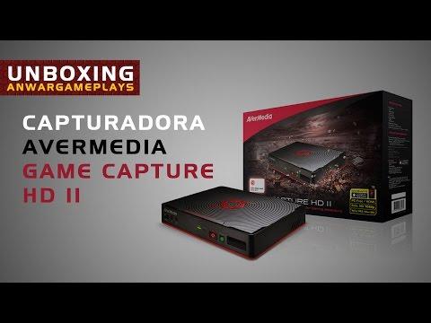 Unboxing by Anwar #10 - Capturadora AverMedia Game Capture HD II