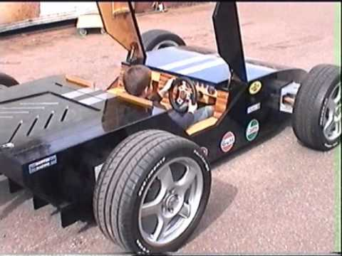 Wooden Diy Go Kart