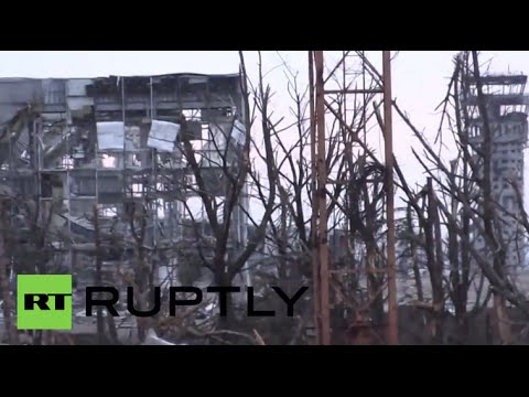 Ukraine: DNR forces brace for 'imminent' attack on Donetsk airport