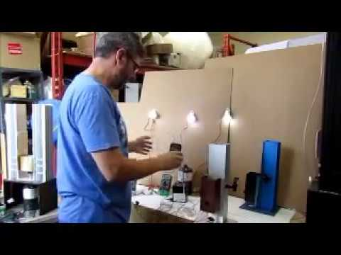 IPOWERTOWER 30 DAYS CONTINUOUS RUNNING THERMOELECTRIC GENERATOR