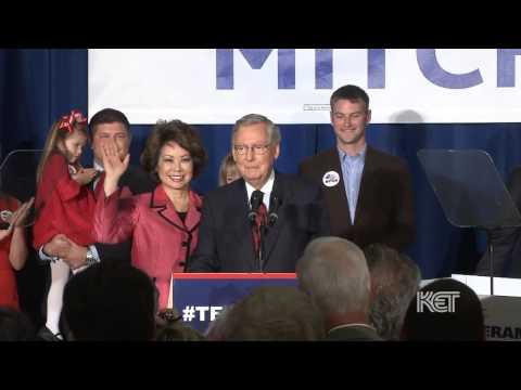Mitch McConnell Encourages Republican Party Unity I KET