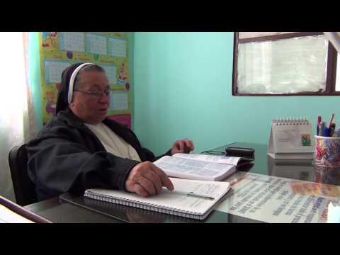 Colegio Nuestra Señora del Rosario Chocontá 81 años
