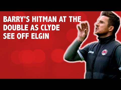 Watt at the double as Clyde see off Elgin